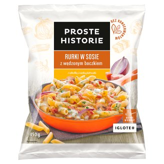 Proste Historie Penne in Smoked Bacon Sauce 450 g