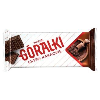 Góralki Extra Cocoa Dark Wafer with Cocoa Cream Filling 42 g
