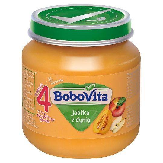 BoboVita Apples with Pumpkin after 4 Months Onwards 125 g