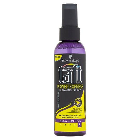 Taft Power Express Spray do stylizacji włosów podczas suszenia 150 ml