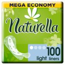Naturella Light Camomile wkładki higieniczne 100 sztuk