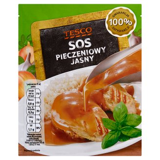 Tesco Sos pieczeniowy jasny 27 g