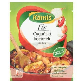 Kamis Fix Gypsy Style Cauldron with Sausage 42 g