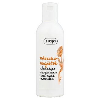 Ziaja Marigold Make-Up Removal Milk Dry Normal Skin 200 ml