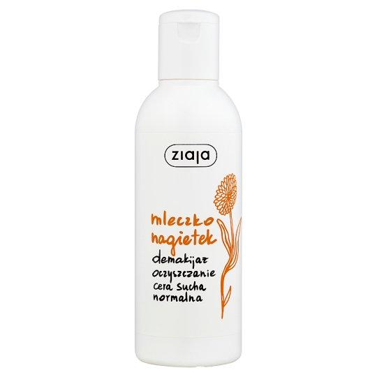 Ziaja Marigold Make-Up Removal Milk Dry Normal Skin 200 ml