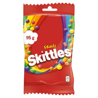 Skittles Fruits Chewing Candies 95 g