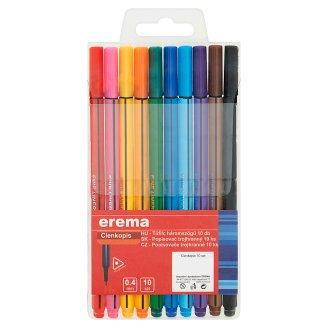 Erema Fine Liner Pen 10 Pieces