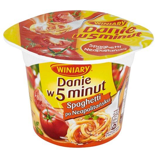 Winiary Danie w 5 minut Neapolitan Spaghetti 55 g