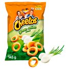 Cheetos Green Onion Flavour Corn Snacks 145 g