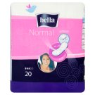 Bella Normal Sanitary Pads 20 Pieces