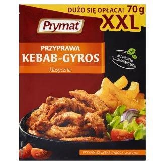 Prymat Przyprawa kebab-gyros klasyczna XXL 70 g