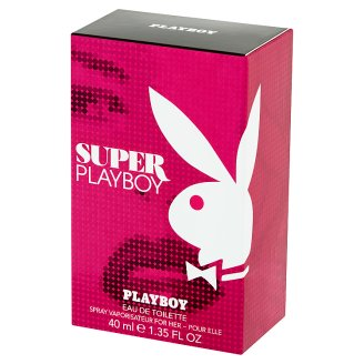 Playboy Super Playboy Eau de Toilet 40 ml