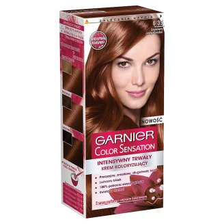 Garnier Color Sensation 6.35 Stylish Bright Chestnut Colouring Cream