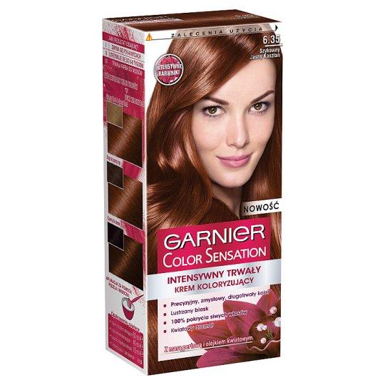 Garnier Color Sensation 6.35 Stylish Bright Chestnut Colouring Cream