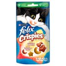 Felix Crispies Beef and Chicken Flavoured Cat Treats 45 g