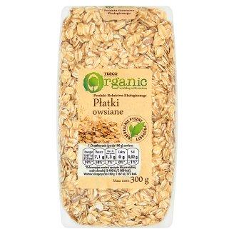 Tesco Organic Rolled Oats 300 g