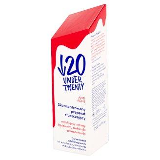 Under Twenty Anti! Acne Skoncentrowany preparat złuszczający 30 ml