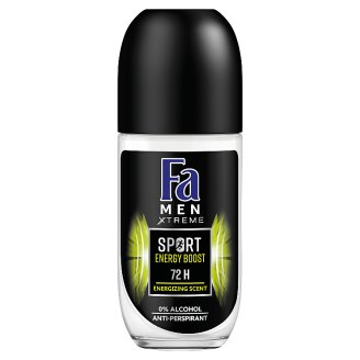 Fa Men Sport Energy Boost Anti-Perspirant Roll-on 50 ml