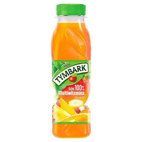 Tymbark Multivitamin 100% Juice 300 ml