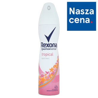 Rexona Tropical Antyperspirant w aerozolu 150 ml