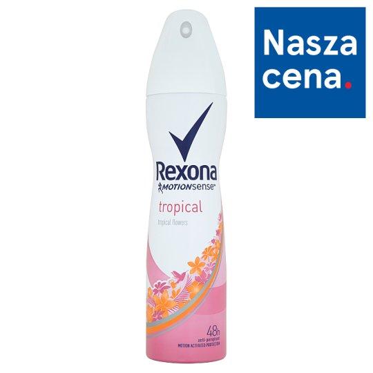 Rexona Tropical Antyperspirant w aerozolu 150 ml
