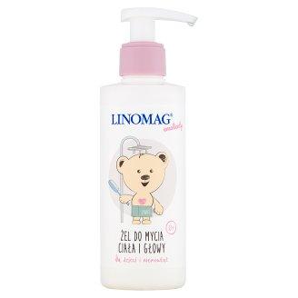 Linomag Linuś Body and Head Shower Gel 200 ml