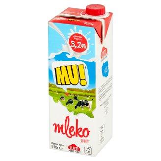 Mu! Milk UHT 3.2% 1 L