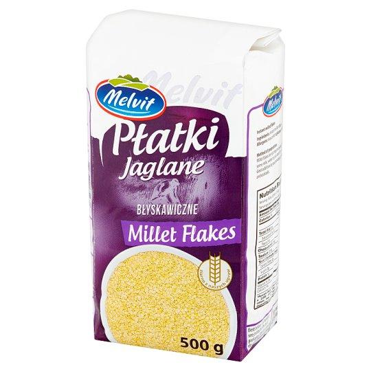 Melvit Instant Millet Flakes 500 g
