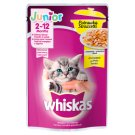 Whiskas Junior Stew in Jelly Fish with Chicken Complete Cat Food 85 g