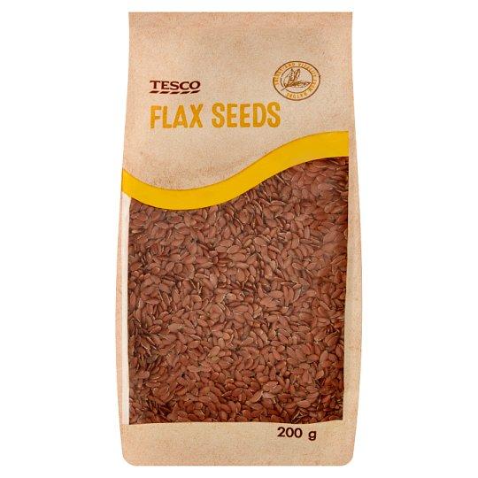 Tesco Flax Seeds 200 g