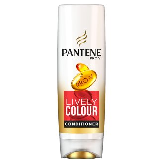 Pantene Pro-V Conditioner Lively Color For Colored Hair 200ML