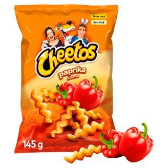 Cheetos Paprika Flavour Corn Snacks 145 g