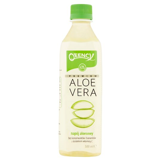 Qeency Premium Aloe Vera Aloe Drink 500 ml