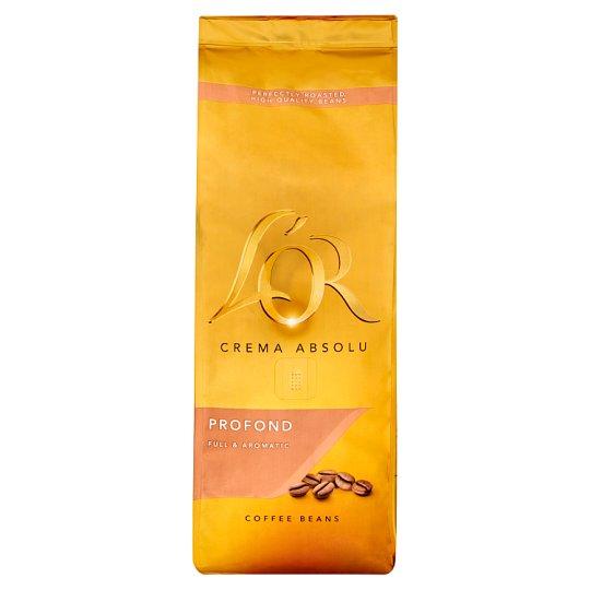 L'OR Crema Absolu Profond Coffee Beans 500 g