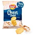 Lay's z Pieca Pieczone chipsy ziemniaczane solone 200 g