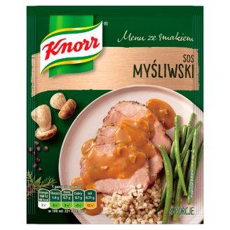 Knorr Menu ze smakiem Hunter's Sauce 37 g