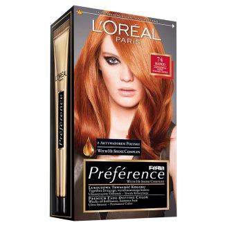 L'Oreal Paris Feria Preference Farba do włosów 74 Mango