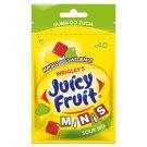 Juicy Fruit Minis Chewing Gum Sour Mix 28 g (40 Pieces)