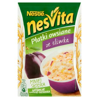 Nesvita Rolled Oats with Plum 49 g