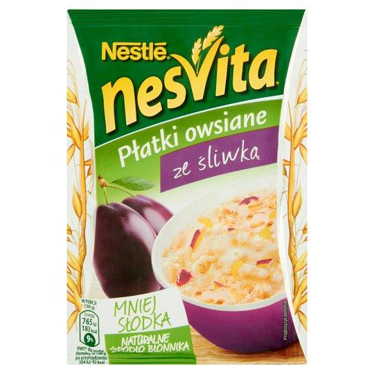 Nesvita Rolled Oats with Plum 49 g