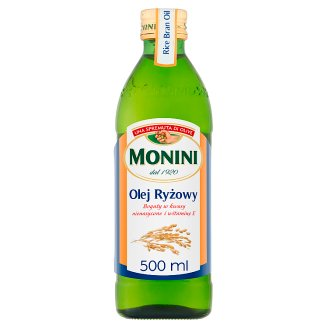 Monini Rice Bran Oil 500 ml