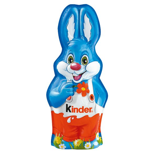 Kinder Figure Covered with Milk Chocolate 110 g