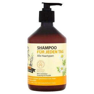 Rezepte Der Oma Gertrude Szampon do codziennej pielęgnacji wszystkich typów włosów 500 ml