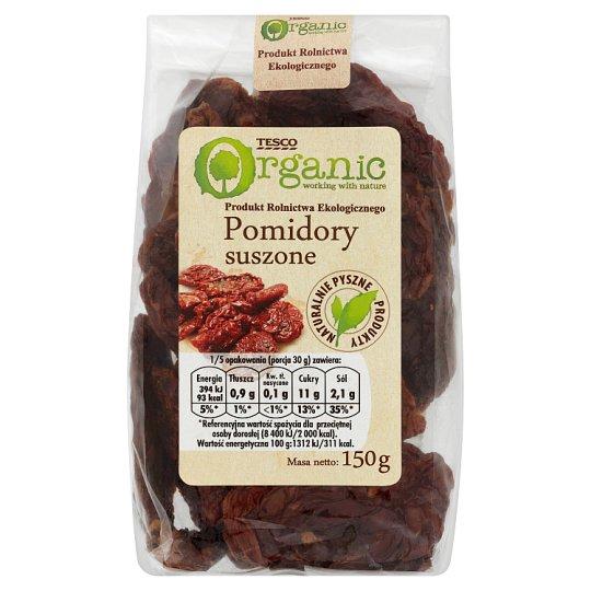 Tesco Organic Pomidory suszone 150 g