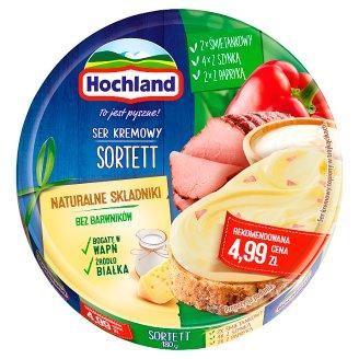 Hochland Sortett Cream Cheese in Portions 180 g