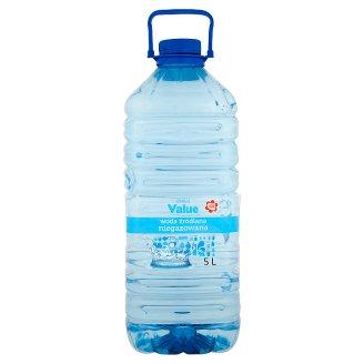 Tesco Value Woda źródlana niegazowana 5 l