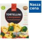 Tesco Tortellini z warzywami i sosem pieczarkowym 600 g