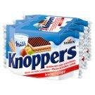 Knoppers Milk-Hazelnut Wafer 75 g (3 Pieces)