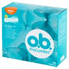 O.B. ProComfort Super Tampons 48 Pieces