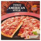 Tesco American Style Ham Pizza 417 g